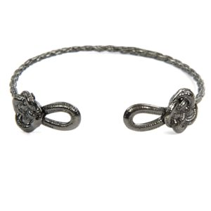 Chinese small knot bracelet black W$39-R$105